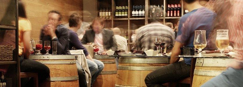 Degustação de vinho em Minas