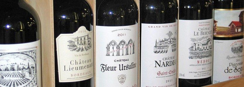 Conhecendo mais o Rótulo do Vinho