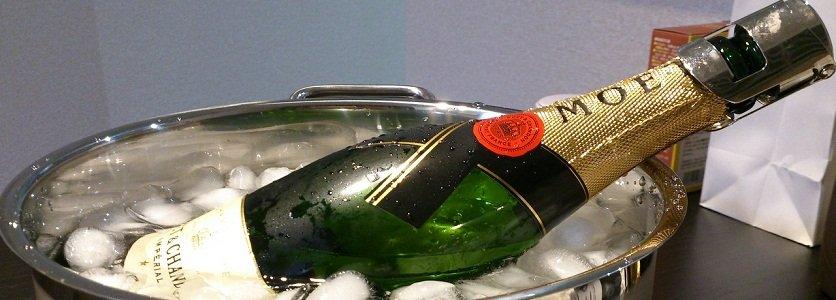 Diferença entre Champagne e Espumante