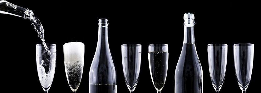 A tradição do brinde