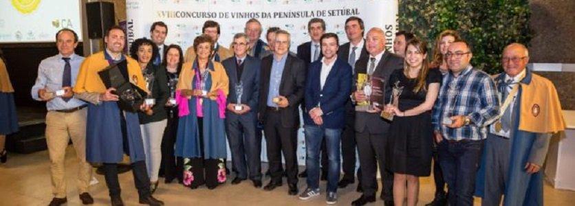 PRÊMIOS CVRPS 2018 – Bacalhôa arrebata prêmios seguida de Adega de Pegões e Casa Ermelinda Freitas