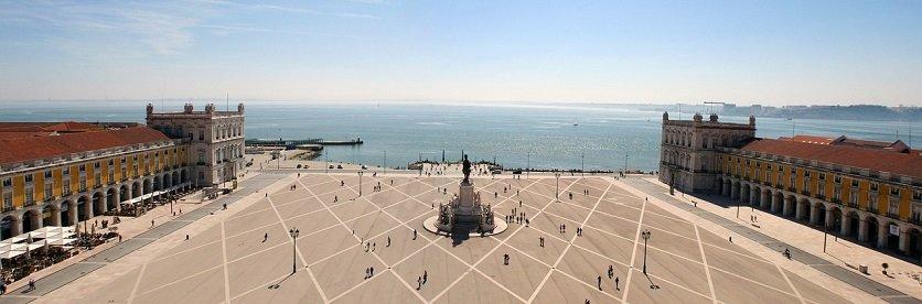 Há vinhas ao pé do Aeroporto e nós fomos às vindimas — em plena cidade de Lisboa