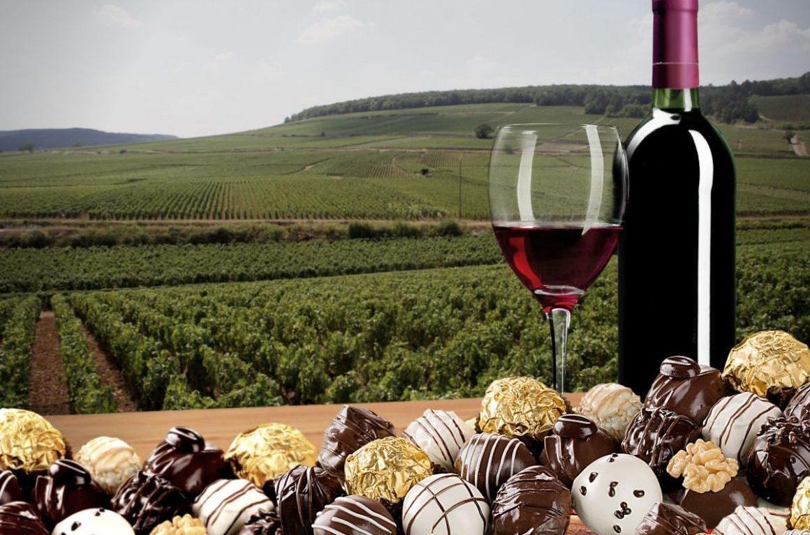 Chocolate e vinho rejuvenescem as células