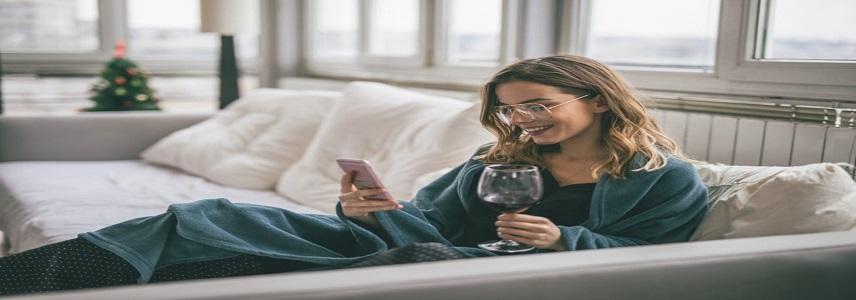Por que o vinho é a bebida da quarentena?